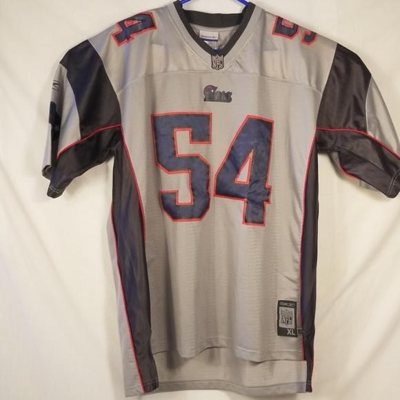 ec9696fb Men's, N.E. Patriots, Tedy Bruschi, #54 Jersey XL